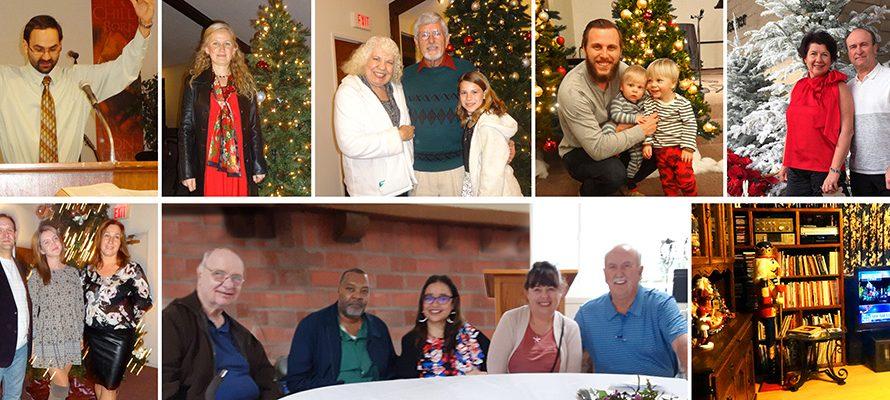 Новый год с пасторами