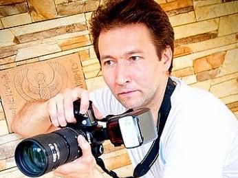 Творческая личность — Андрей Ведерников